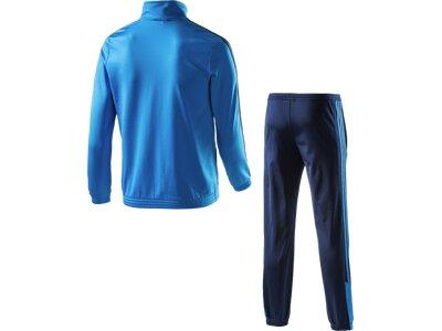 ADIDAS Kinder Sportanzug K-Präs-Anzug PES Testa Blau