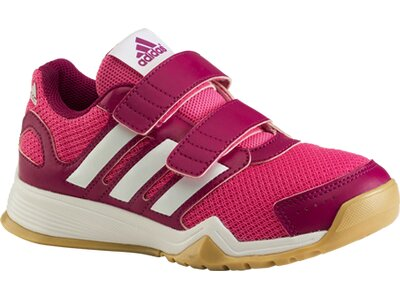 ADIDAS Kinder Indoorschuhe Tr-Schuh Interplay CF K Pink