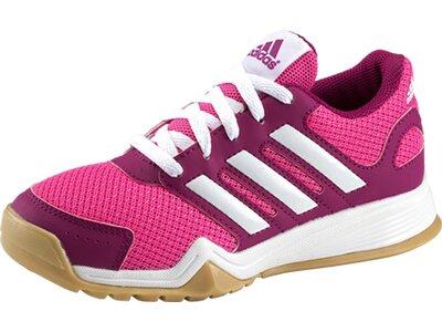 ADIDAS Kinder Indoorschuhe Tr-Schuh Interplay K Pink