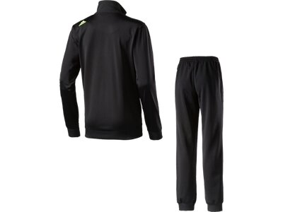 ADIDAS Kinder Sportanzug K-Präs-Anzug F50 Schwarz