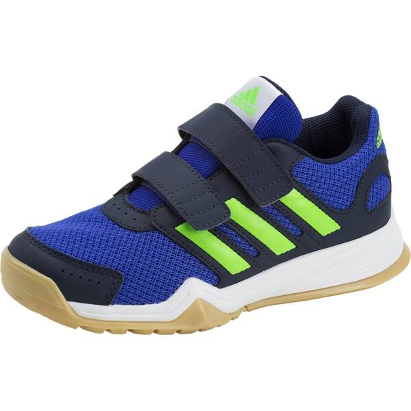 ADIDAS Kinder Laufschuhe Interplay CF Blau