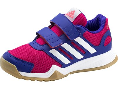 ADIDAS Kinder Laufschuhe Interplay CF Pink