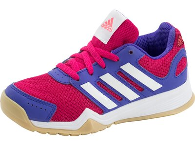 ADIDAS Kinder Laufschuhe Interplay Pink