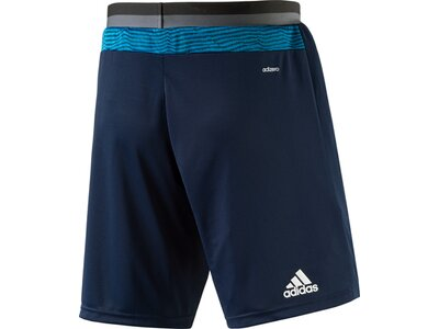ADIDAS Herren Teamhose Shorts X Blau