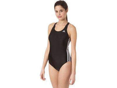 ADIDAS Damen Badeanzug I 3S 1PC Schwarz