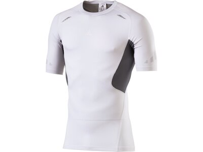 ADIDAS Herren Shirt TF PREP SS Weiß