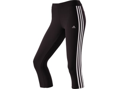ADIDAS Damen Tight CCT CORE 3/4TH Schwarz