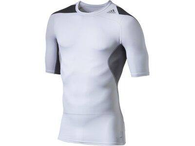 ADIDAS Herren Shirt TF COOL SS Weiß