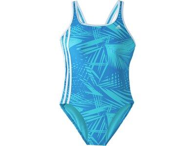 ADIDAS Damen Badeanzug I M3 1PC Blau