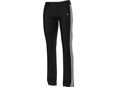 ADIDAS Damen Sporthose WP 3S ST PANTS Schwarz