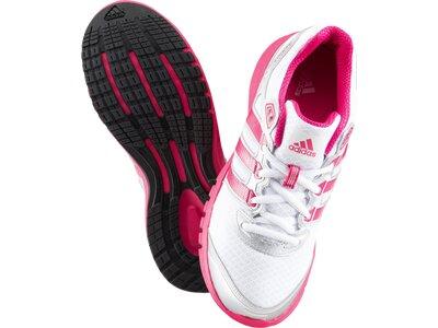 ADIDAS Kinder Laufschuhe Duramo 6 K Weiß