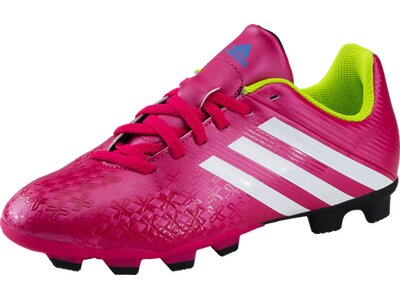 ADIDAS Kinder Fußballschuhe Predito LZ TRX FG Pink