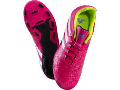 ADIDAS Kinder Fussball-Rasenschuhe Predito LZ TRX FG J Pink