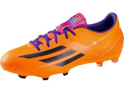 ADIDAS Herren Fußballschuhe F10 TRX FG Orange