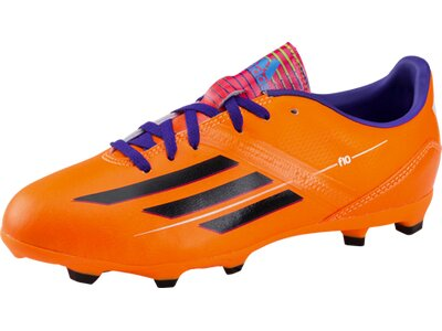 ADIDAS Kinder Fußballschuhe F10 TRX FG Orange