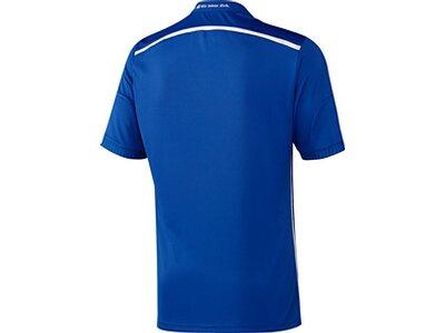 ADIDAS Kinder Trikot FC Schalke 04 Heimtrikot 2014/15 Blau