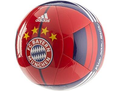 ADIDAS Ball FC BAYERN Rot