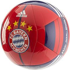 ADIDAS  Ball FC BAYERN