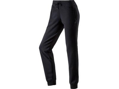ADIDAS Damen Trainingshose Essentials Cuffed Pant Schwarz