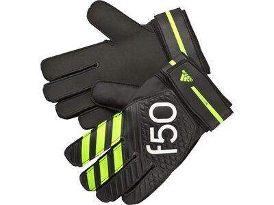 ADIDAS Herren Handschuhe F50 TRAININGPRO Schwarz