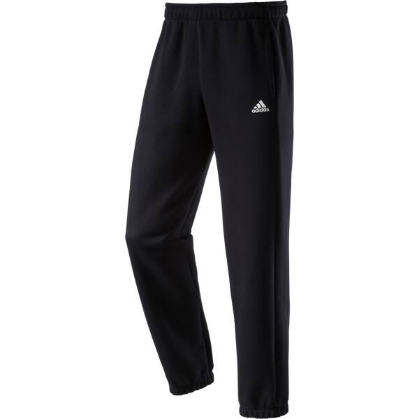 ADIDAS Herren Sporthose Essentials Pant Schwarz
