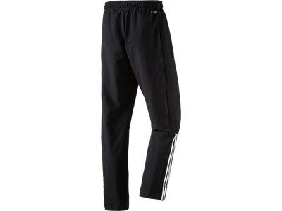 ADIDAS Herren Sporthose Essentials 3S Mid Woven Schwarz