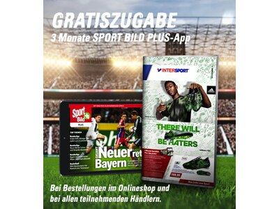 ADIDAS Kinder Fussball-Hartplatzschuhe F5 FXG J Schwarz