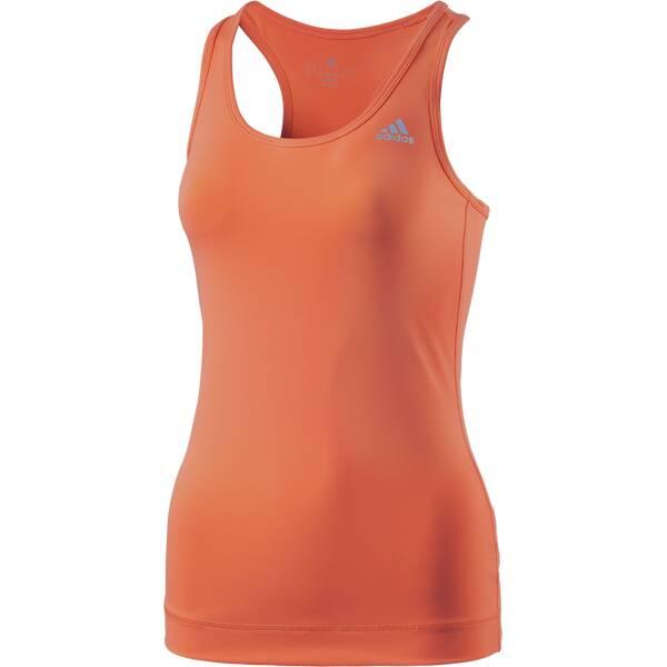 ADIDAS Damen Shirt TF Solid Orange