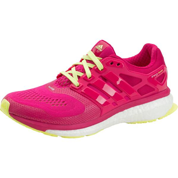 Sportschuhe - ADIDAS Damen Laufschuhe ENERGY BOOST ESM W › Pink  - Onlineshop Intersport