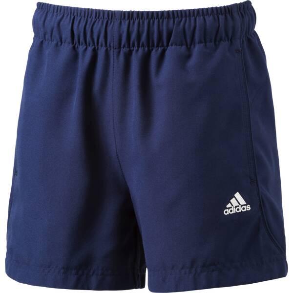 ADIDAS Kinder Shorts Essential Chelsea Climalite Blau