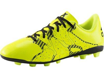 ADIDAS Kinder Fußballschuhe X 15.4 FXG Gelb