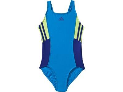 ADIDAS Mädchen Badeanzug Inf Inspiration Suit Blau