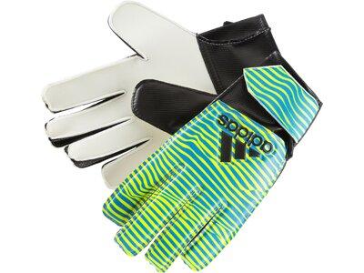 ADIDAS Kinder Handschuhe X JUNIOR Blau