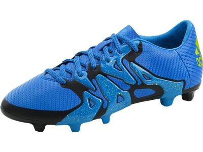 ADIDAS Herren Fussball-Rasenschuhe X 15.3 FG/AG Blau