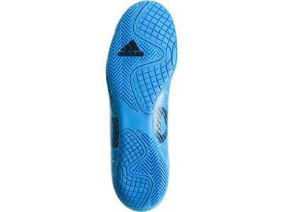 ADIDAS Herren Fussball-Hallenschuhe X 15.4 IN Blau