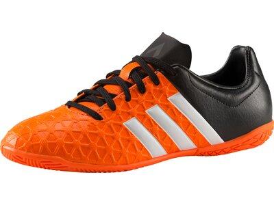 ADIDAS Kinder Fußballschuhe ACE 15.4 IN Orange
