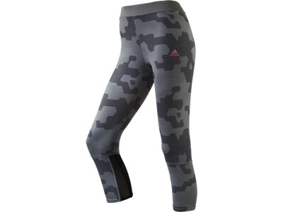 ADIDAS Damen Tight KINESICS 34 TI Grau