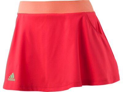 ADIDAS Damen Rock WOMEN CLUB SKORT Rot