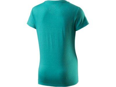 ADIDAS Kinder Shirt YG AIS PR TEE Grün