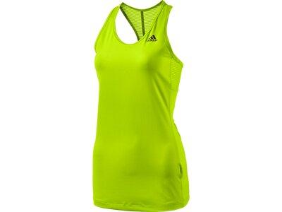 ADIDAS Damen Shirt ATHLETIC TANK Grün