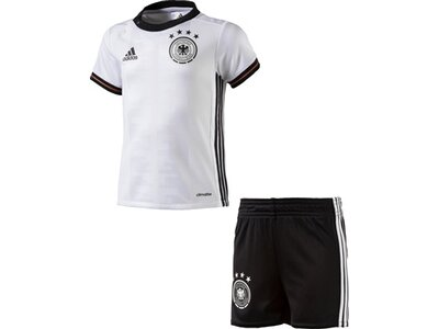 ADIDAS Kinder Trikot DFB Home Baby Weiß