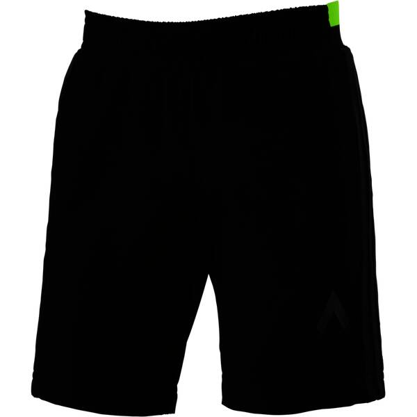ADIDAS Kinder Shorts Locker Room Performer Brand Schwarz