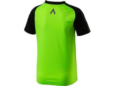 ADIDAS Kinder Shirt Locker Room Performer X Grün