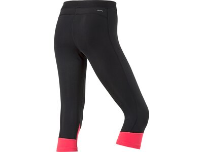 ADIDAS Damen Tight Techfit Schwarz
