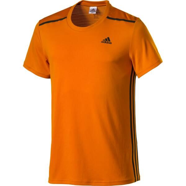 ADIDAS Herren T-Shirt Cool365 Orange