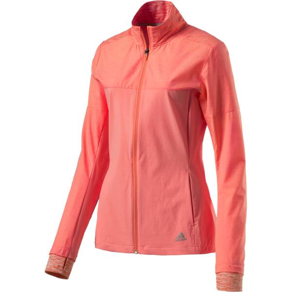 Adidas Jacke climaproof Gr. 140 rot, TOP ZUSTAND in Baden