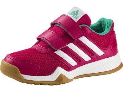 ADIDAS Kinder Laufschuhe Interplay CF K Pink