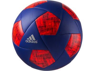 ADIDAS Ball X GLIDER Blau