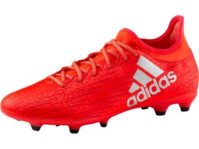 ADIDAS Herren Fußballschuhe X 16.3 FG Pink