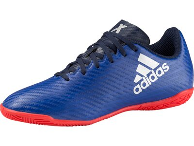 ADIDAS Kinder Fußballschuhe X 16.4 IN Blau